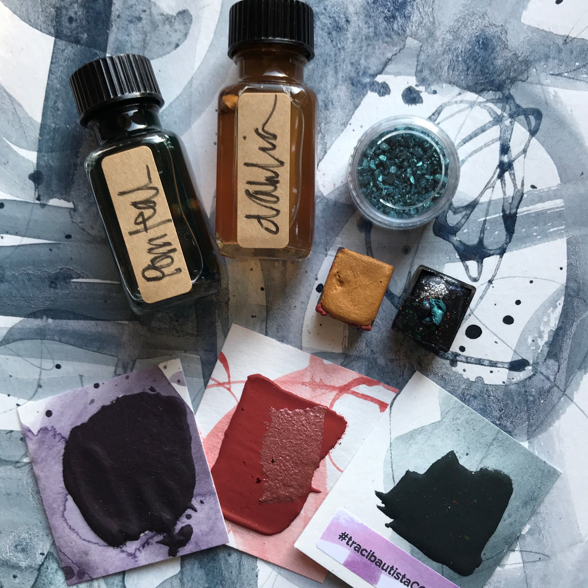 #tracibautistaCOLOR FORAGED collection bundle {FALL 2019}