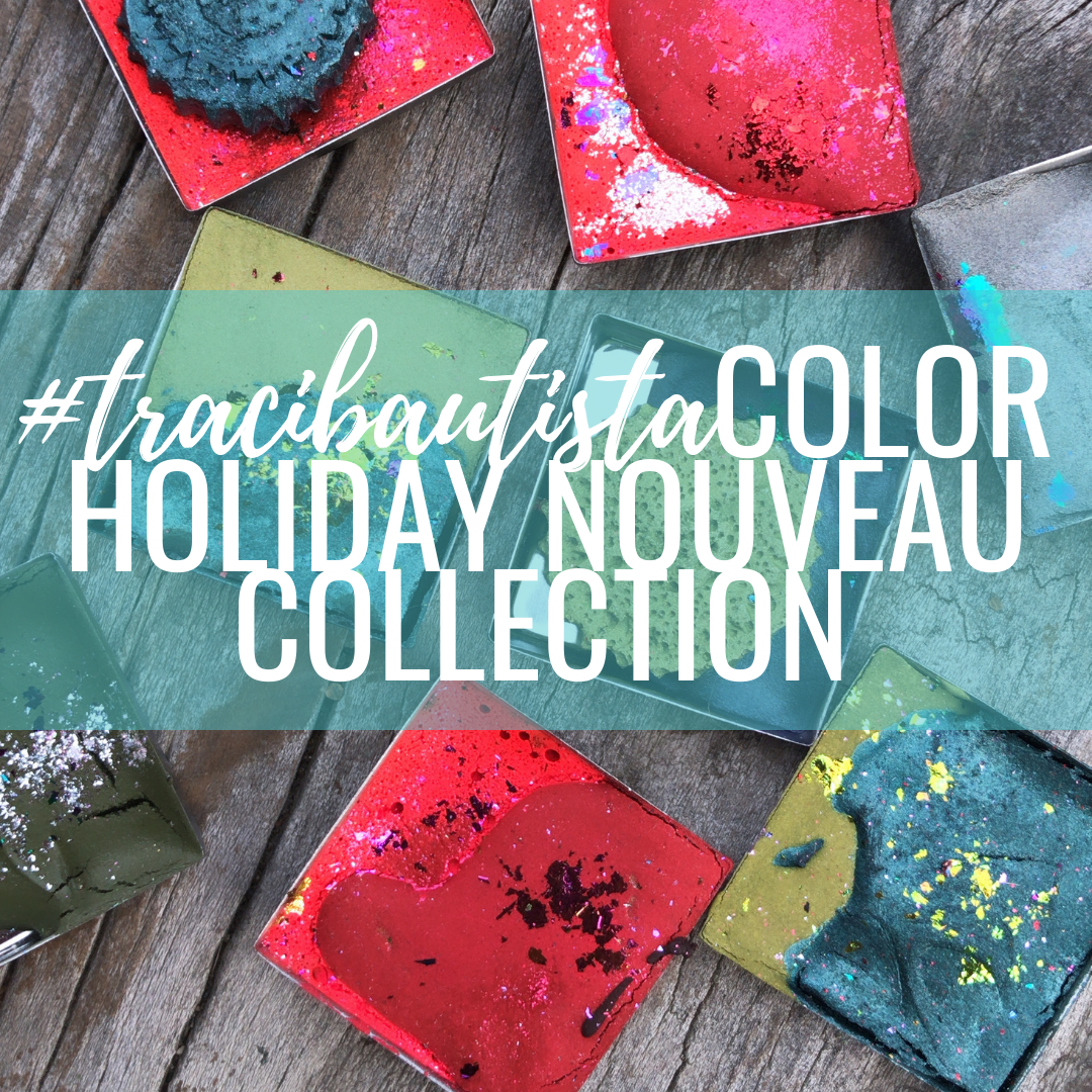 #tracibautistaCOLOR HOLIDAY NOUVEAU collection bundle {DEC 2019}