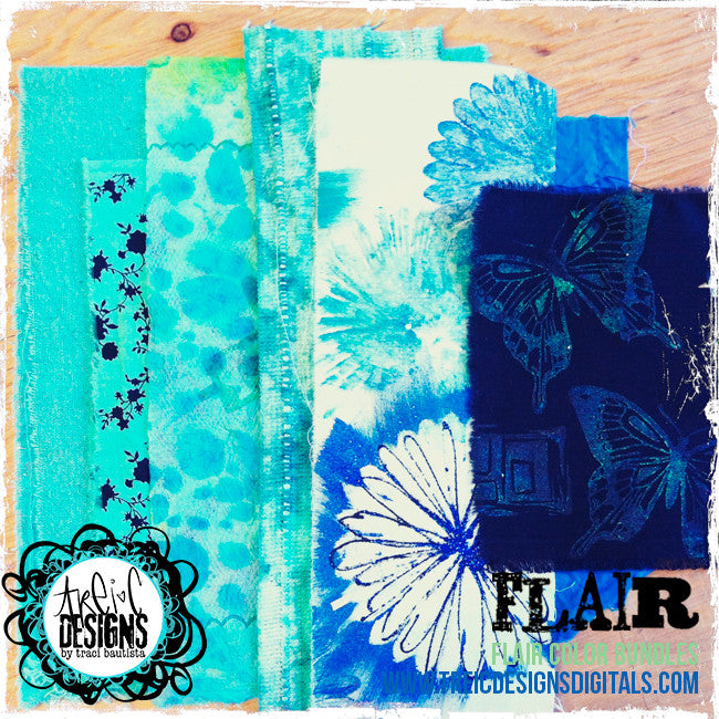 into the sea FLAIR kit