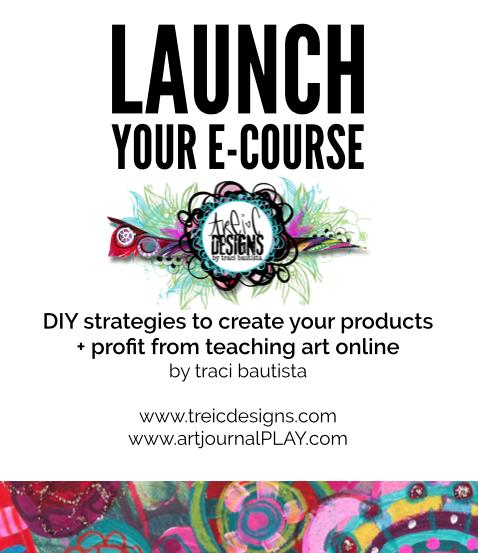 LAUNCH your e-course {self guided}
