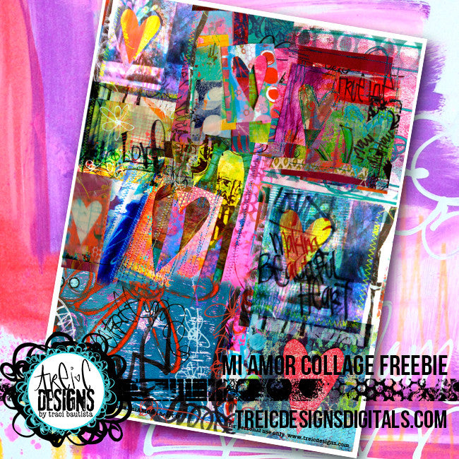 photograph about Free Printable Collage Sheets identify absolutely free obtain, artwork magazine freebie, free of charge collage sheet, no cost