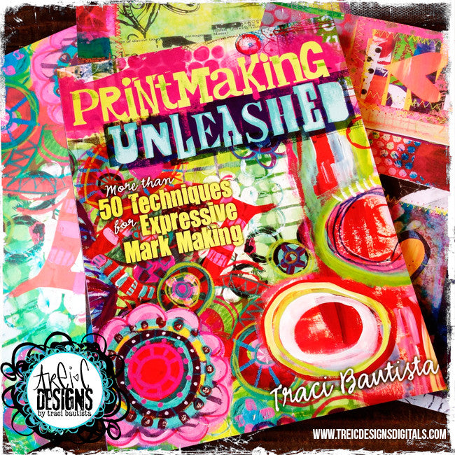 Printmaking Unleashed autographed book + BOX BUNDLE