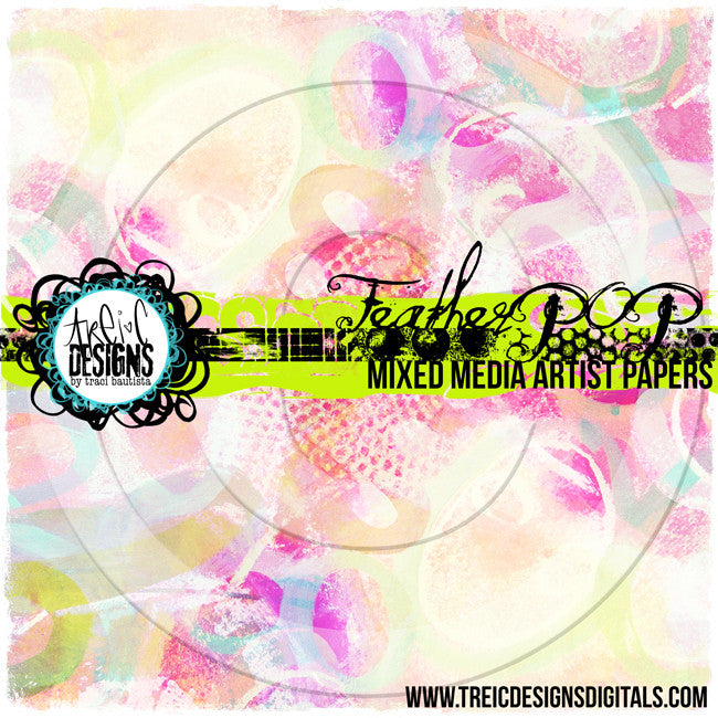 featherPOP printable papers