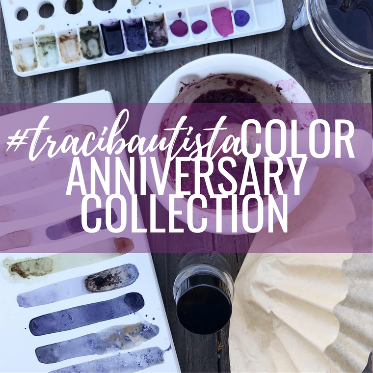 #tracibautistaCOLOR ANNIVERSARY collection bundle {FALL 2019}