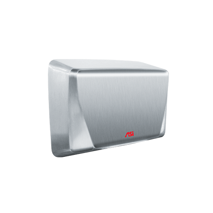 ASI-0199-1-93 - TURBO ADA™ - Automatic High Speed Hand Dryer - ADA Compliant - (115-120V) - 93 Satin Stainless - Surface Mount | Choice Builder Solutions
