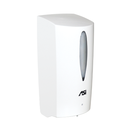 ASI-0361 - Auto Soap Dispenser - Liquid - Battery - Plastic - 28 oz. - Surface Mounted | Choice Builder Solutions
