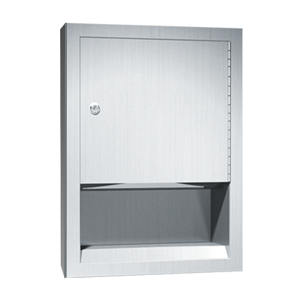 ASI-0457-2 - Traditional™ - Paper Towel Dispenser - Multi, C-fold - Semi-R | Choice Builder Solutions
