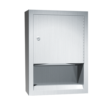 ASI 0457-9 - Traditional™ - Paper Towel Dispenser - Multi, C-fold - Surface Mounted | Choice Builder Solutions