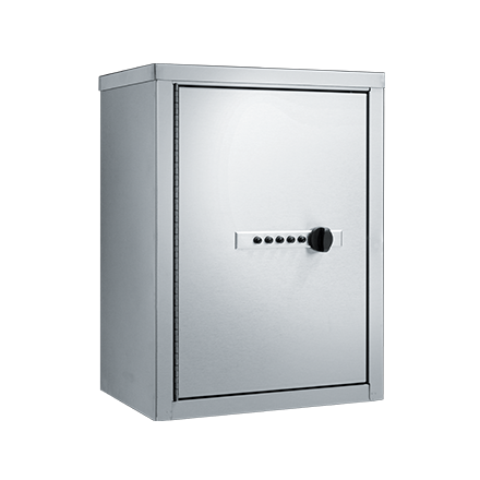 ASI-0547 - Narcotics Cabinet - w/ Combination Lock & Dual Doors - Free Standing | Choice Builder Solutions