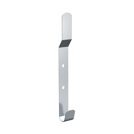 ASI-1306 - Rag/Towel Hook - Heavy Duty - Surface Mounted | Choice Builder Solutions