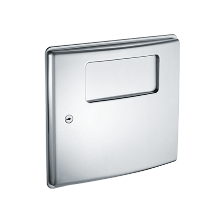 ASI 20470 - Roval™ - Sanitary Waste Disposal - 1 gal. - Recessed | Choice Builder Solutions