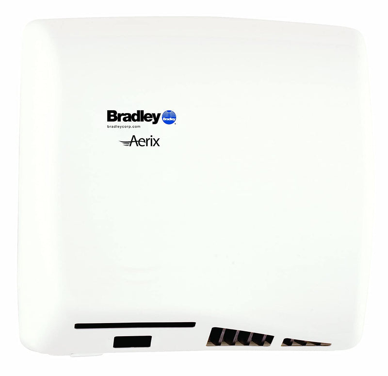 Bradley 2902-287300 - Hand Dryer, Sensor, Steel, Surface | Choice Builder Solutions