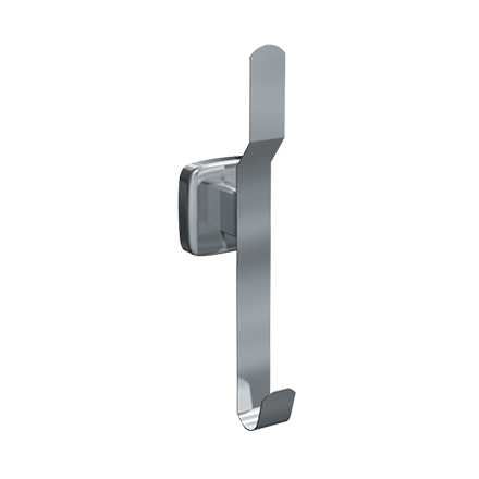 ASI 7382-B - Hat & Coat Hook - Bright Stainless Steel - Surface Mounted | Choice Builder Solutions