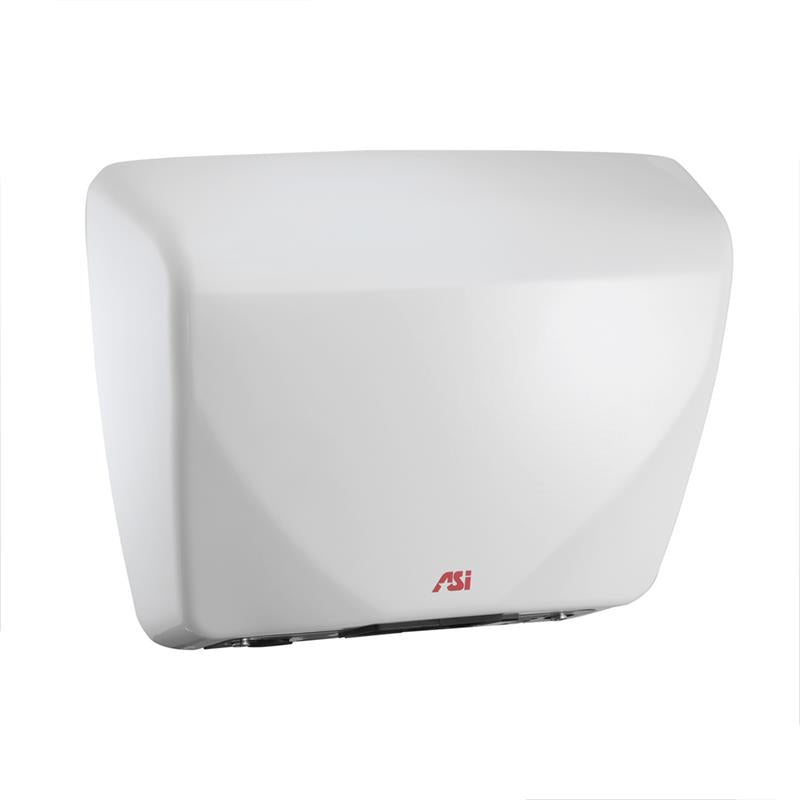 ASI 0184 - Automatic Hand Dryer - (277V) - White - Surface Mounted | Choice Builder Solutions