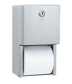 Bobrick B-2888 - ClassicSeries® Surface-Mounted Multi-Roll Toilet Tissue Dispenser | Choice Builder Solutions