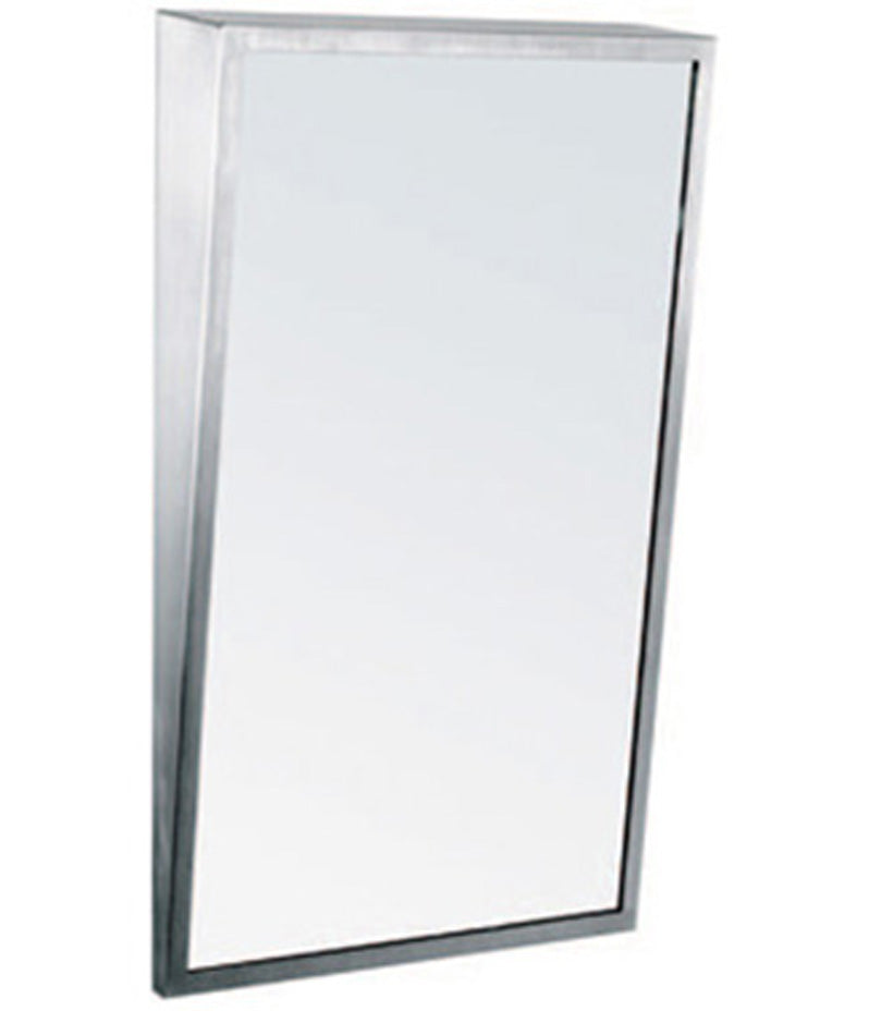 Gamco-FT-16X30 -Fixed-Position Tilt Mirror 16 x 30 | Choice Builder Solutions