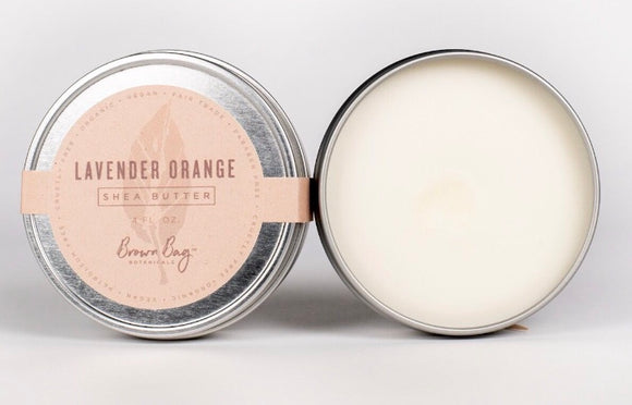 Lavender Orange Shea Butter