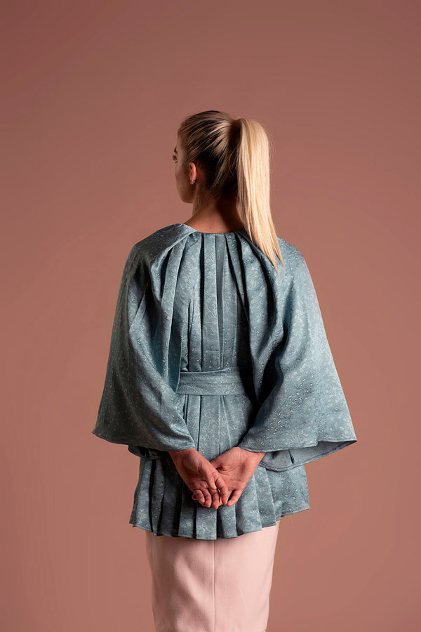 Poncho Elsa / Lilith by Katarina Baban / Autumn19 Collection
