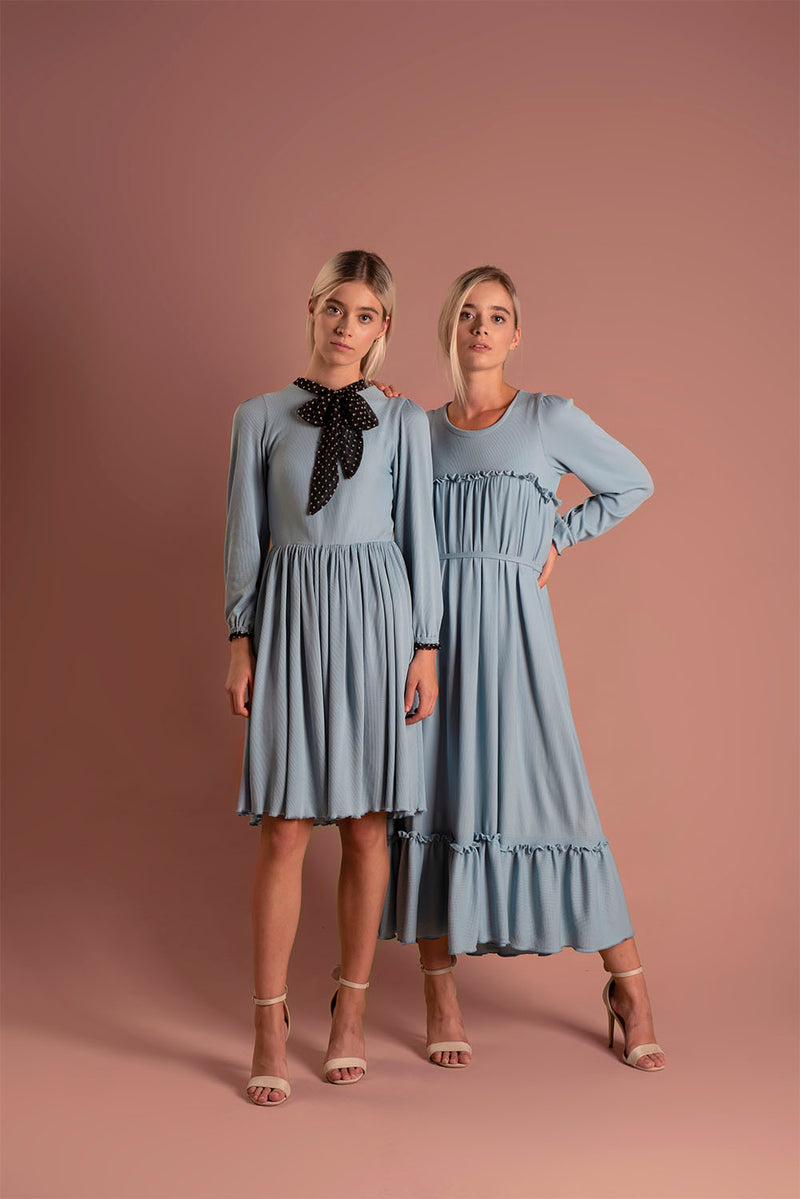 Dress Polly / Lilith by Katarina Baban / Autumn19 Collection