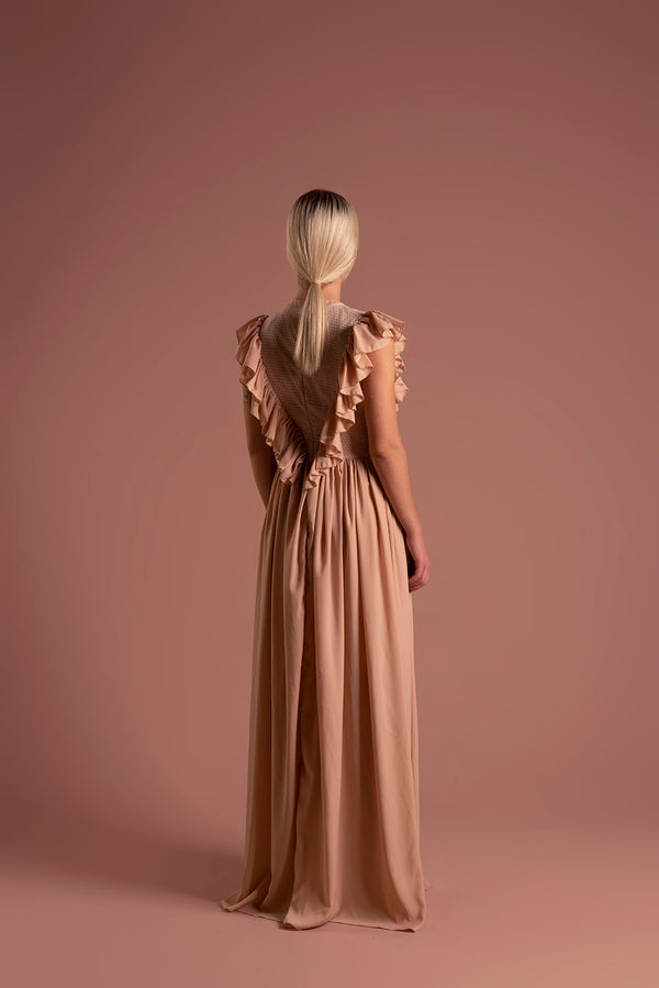 Dress Meghan / Lilith by Katarina Baban / Autumn19 Collection