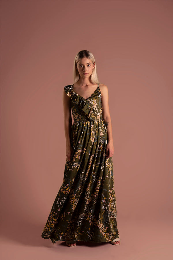 Dress Tatiana / Lilith by Katarina Baban / Autumn19 Collection