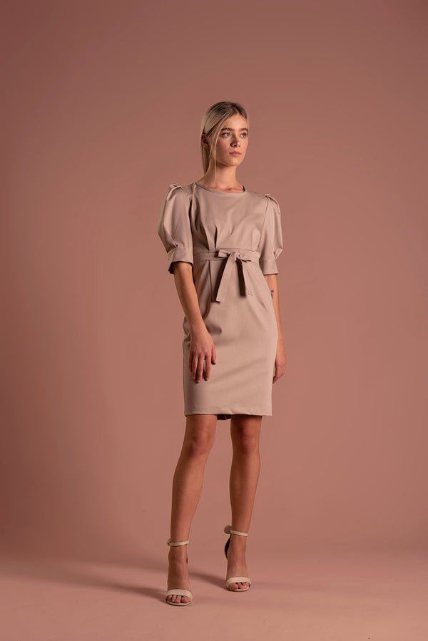 Dress Inga Pink / Lilith by Katarina Baban / Autumn19 Collection