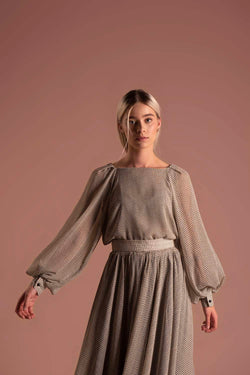 Blouse Penny / Lilith by Katarina Baban / Autumn19 Collection