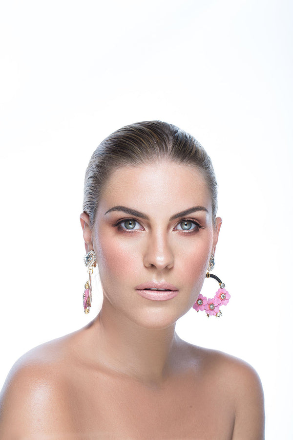Pink Paradise Earrings