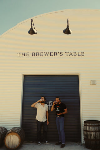 The Brewer's Table, Omikase cheers