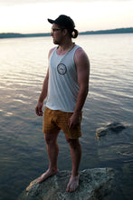 Oatmeal Water Rescue Tank Top - Elevated Oak