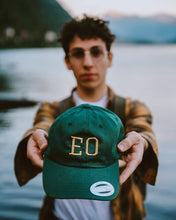 GOLD EO College Throwback Dad Hat - Elevated Oak