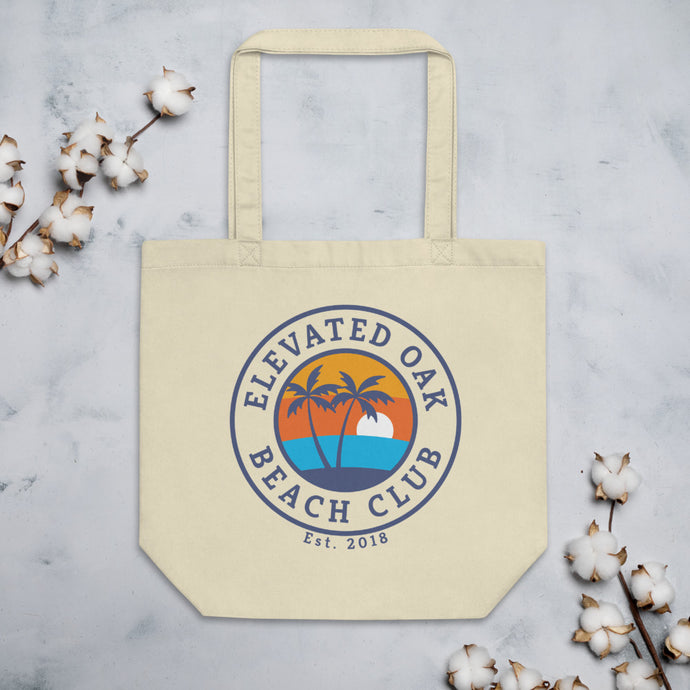 Elevated Oak Beach Organic Tote - Elevated Oak