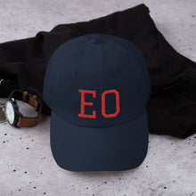 EO College Throwback Dad Hat - Elevated Oak