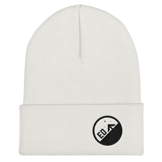 Elevated Oak Cuffed Winter Beanie (Gender Neutral) - Elevated Oak