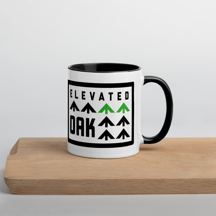 EO Green Trees Mug