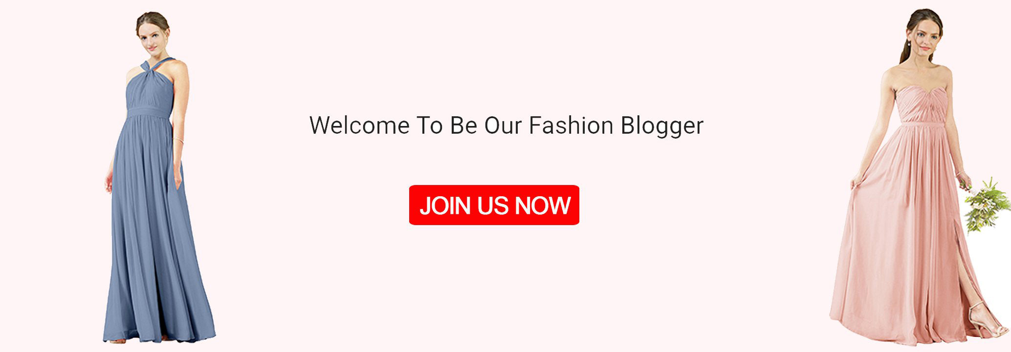 welcome to be fashion blogger