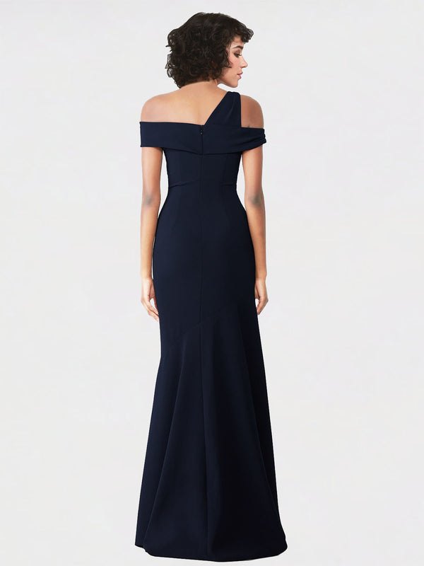 Dark Navy      Bridesmaid Dress Nicola