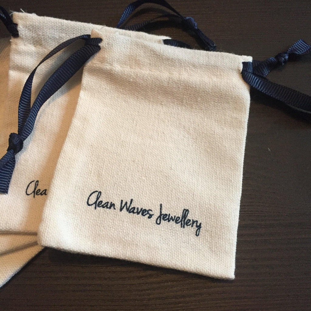 Clean Waves Jewellery Extra Jewellery Bag
