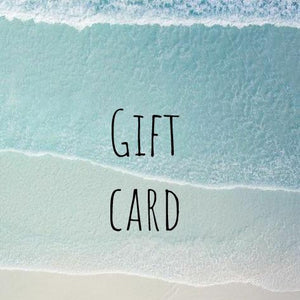 Clean Waves Jewellery Gift Card