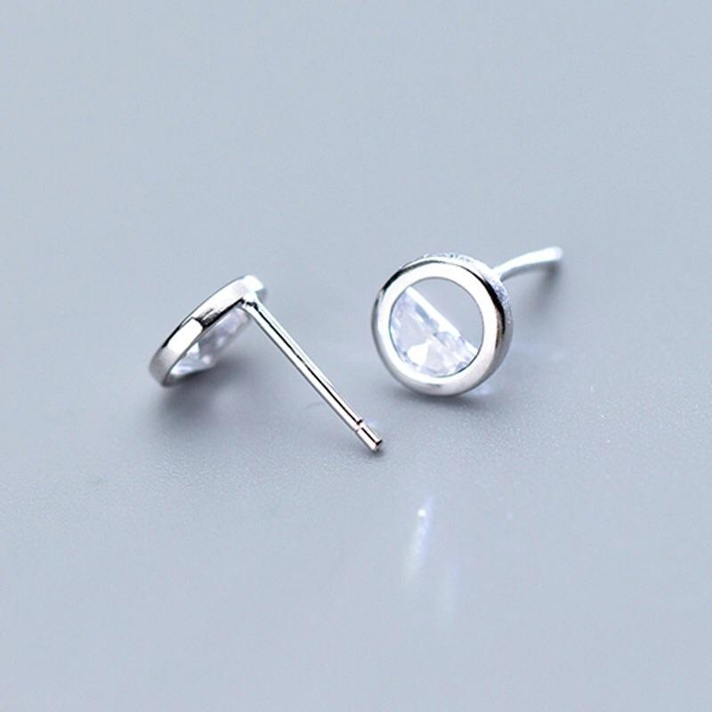 Clean Waves Jewellery Shifting Tides Sterling Silver Earrings