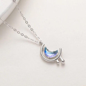 Clean Waves Jewellery Warming World Sterling Silver Necklace