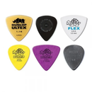 Dunlop PVP117 Bass Pick Variety Pack - 6 Pack Bass Pick Variety Pack