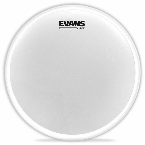 Evans B13UV2 UV2 Coated Drum Head, 13 Inch P/N:B13UV2