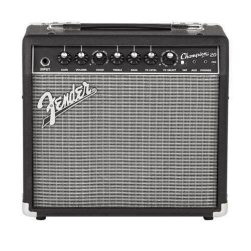 Fender 'Champion 20'. 20w 1x8 Combo Guitar Amp Part No:2330206900