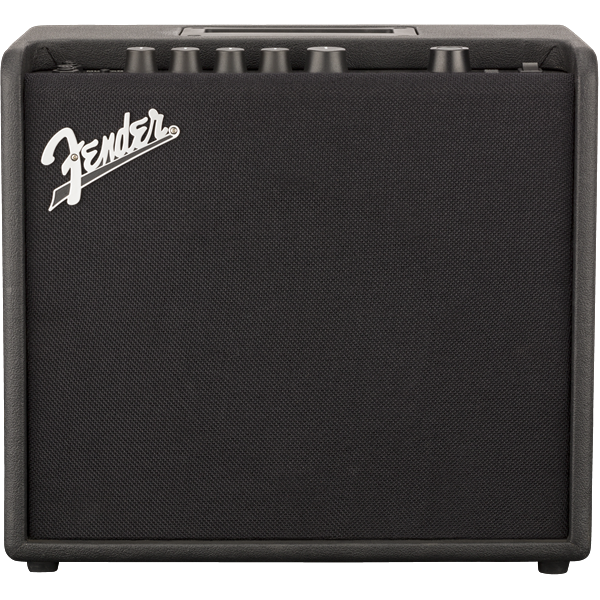 Fender Mustang LT25 Digital Electric Guitar Combo, P/N 2311106000