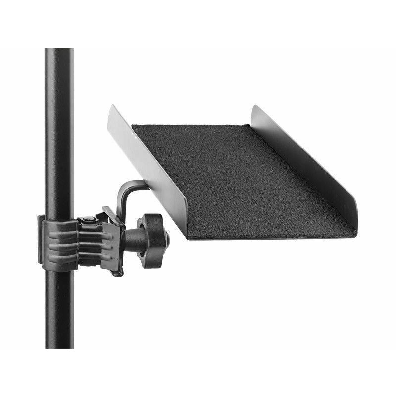 Stagg Accessory Tray With Clamp for Stand P/N Scl-actr