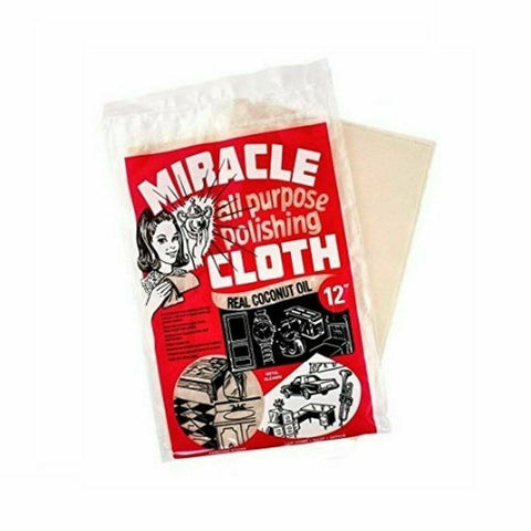 Dunlop Instrument Maintenance Miracle Cloth MCR12