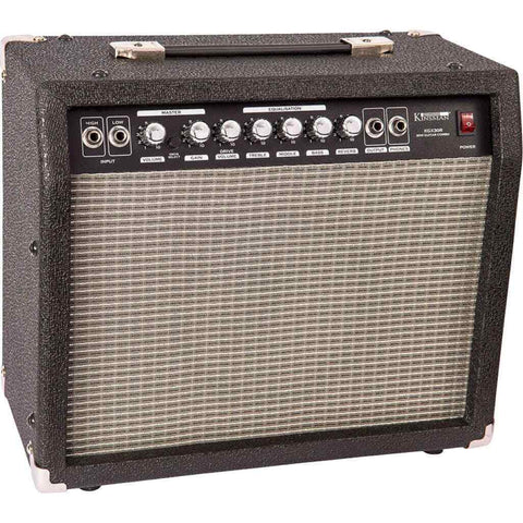 Kinsman KGX30R 30W Guitar Combo With Built In Reverb.Super Value For Home Use
