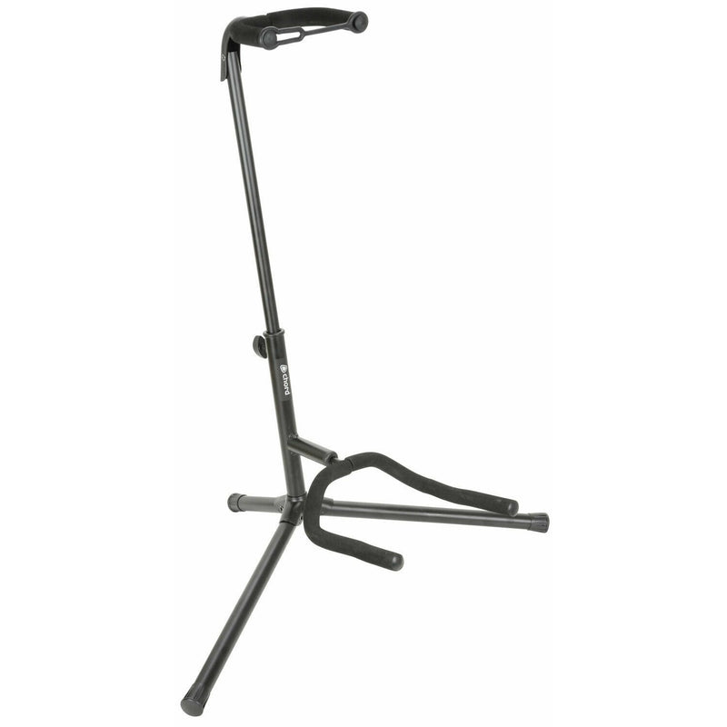 Chord Single Guitar Stand with Folding Neck Support FGS1