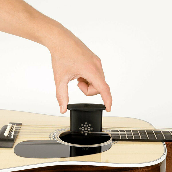 D'Adaario Acoustic Guitar Humidifier Pro Simply Fits In Sound hole PW-GHP